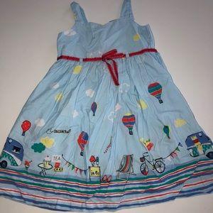 Blueberi Boulevard hot air balloon dress 6